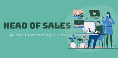 Head of Sales