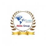 CÔNG TY CP ĐẦU TƯ GIÁO DỤC QUỐC TẾ AKIRA Logo