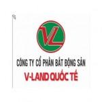 Công ty Cổ phần Bất động sản V-Land Quốc tế Logo
